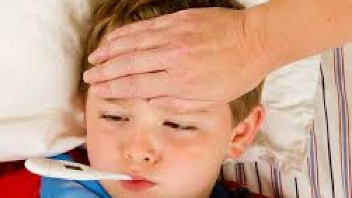 Πυρετικοί σπασμοί
