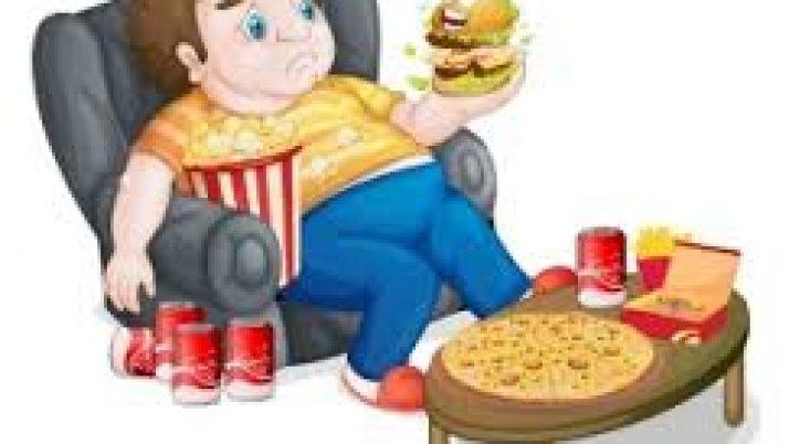 Παχυσαρκία σε παιδιά και εφήβους.