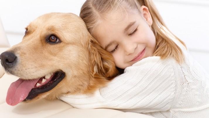 Παιδιά και ζώα