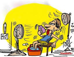 Καύσωνας: Οδηγίες αντιμετώπισης